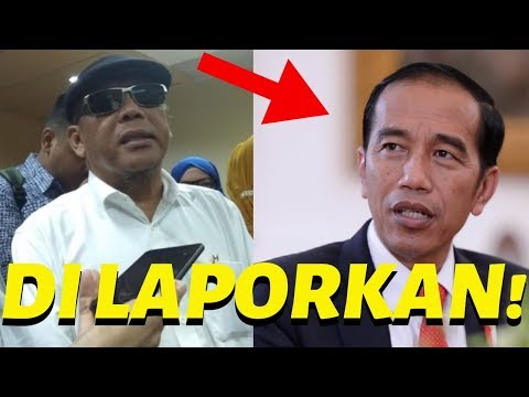 Laporkan Surat Suara Tercoblos, Eggi Sudjana Minta Jokowi Did!sku4lif!kasi