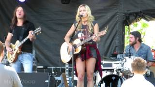 Meghan Patrick At Cosmo Music Fest