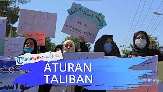 Aturan Taliban, Wanita Afghanistan Hanya Boleh Bekerja Jadi Petugas Kebersihan Toilet