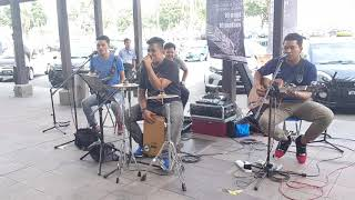 Jampi - Hael Husaini (cover by One Avenue Buskers)
