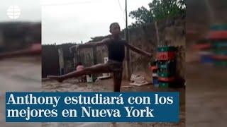 El niño bailarín de Nigeria que se hizo viral estudiará con los mejores en Nueva York