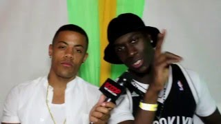 Nico & Vinz Talks Performance , Career and Jamaican Jerk | Scoop The Music