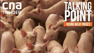 How is the demand for pork affecting prices of other meats? | Talking Point | Episode 35