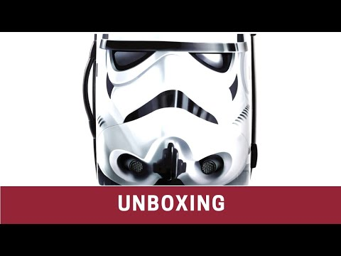 """Am. Tourister Storm Trooper 28""""  Spinner unboxing"""