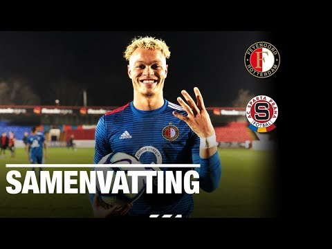 Samenvatting | Jong Feyenoord – Sparta Praag U23 (8-0)