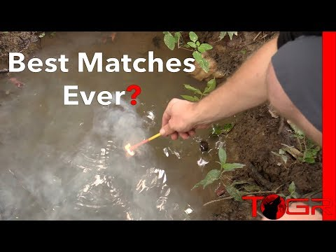 Titan Stormproof Matches