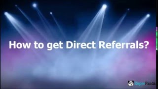 How to Get Direct Referrals for Clixsense and Neobux - 100% Free