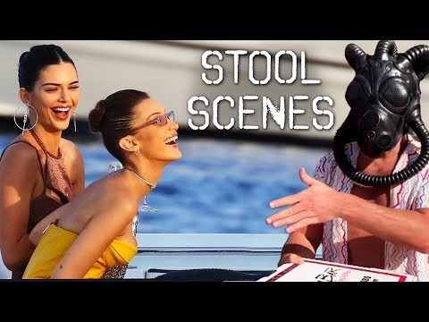 Dave Portnoy Misses Kendall Jenner Boat Party - Stool Scenes 238.5
