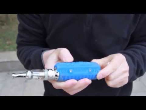 Боксмод Heatvape Invader Mini 50W (вариватт, темп. контроль) - видео 1