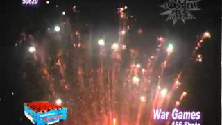 War Games - Fireworks