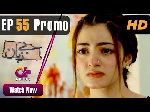 Pakistani Drama   Bezuban - Episode 55 Promo   Aplus Dramas   Usama Khan, Nawal Saeed, Junaid