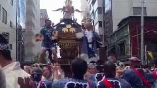 2013年神田祭 江戸神社