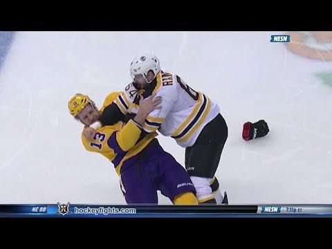 Tyler Randell vs. Kyle Clifford