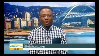 DJ Tira on The Fact Durban Rocks New Years' Eve music event