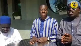 Duo Sam Mboup, Pape Malick Mbaye Et Ndiaga Ndiaye Djamil à Treviso