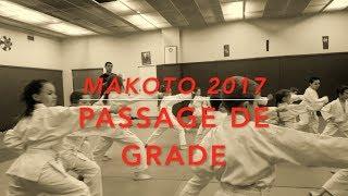 MAKOTO NICE - PASSAGE DE GRADE 2017