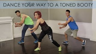 Zumba Inspired Dance Workout To Tone Your Butt by Glamrs.com