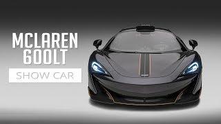 McLaren 600LT - Show Car