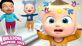 Vegetables Song | BillionSurpriseToys Nursery Rhyme & Kids Songs