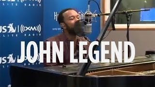 "John Legend ""Wake Up"" // SiriusXM // Heart & Soul"