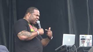 Busta Rhymes drops the mic at HIGH TIMES CANNABIS CUP 2019