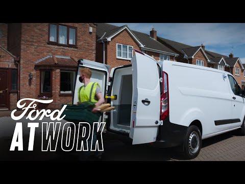 Musique pub  Ford Conversions frigorifiques – Au travail |  Ford FR    Juillet 2021