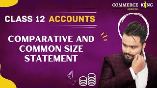 🔴 comparative balance sheet and statement of P&l Account | class 12 accounts | video 129