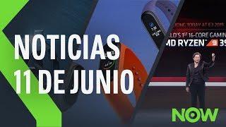 NUEVA XIAOMI MI SMARTBAND 4, el JUEGO de LOS VENGADORES y nuevo AMD Ryzen 9 3950X | XTK Now