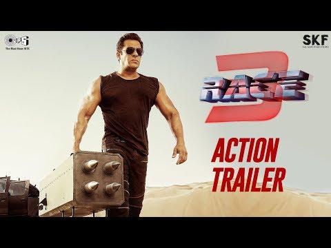 Race 3 Action Trailer | Salman Khan | Remo D'Souza | Bollywood Movie 2018 | 15th June 2018