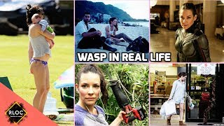Wasp : Evangeline Lilly In Real Life