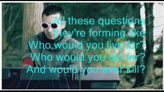 Twenty one pilots   Ride Lyrics Video