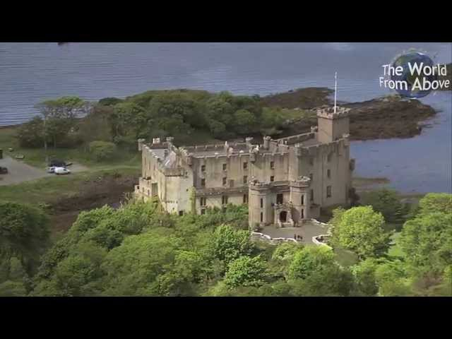 Scotland from Above in High Definition - Isle of Skye to Ben Nevis (HD)