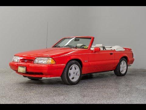 Video of 1992 Mustang - $21,995.00 - Q56V