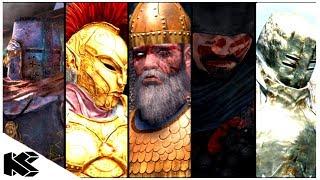Skyrim Special Edition: ▶️5 MUST HAVE ARMOUR MODS◀️|5| Killerkev