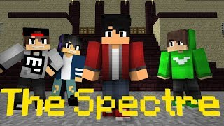 The Spectre - Alan Walker (A Minecraft Bully Story Music Video) - Alone 2