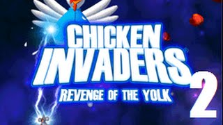 Chicken Invaders 3 All Bosses + ENDING (PART 2)