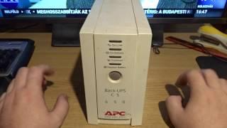 APC Back UPS CS 650 BK650EI