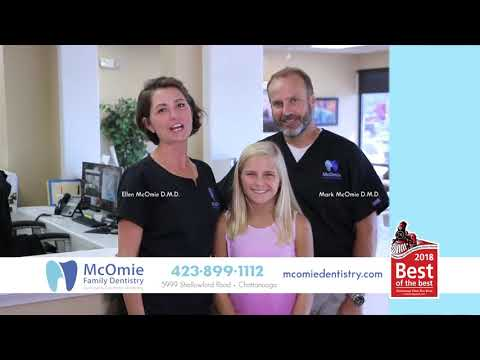Chattanooga Dentist McOmie Family Dentistry Voted Best Cosmetic Dentist 2018