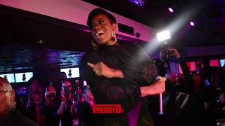 Fantasia Live - Without me - In Atlanta at  Derek Blanks 40th birthday