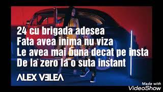 Alex Velea  Mona Lisa De Cuba(versuri.lyrics)