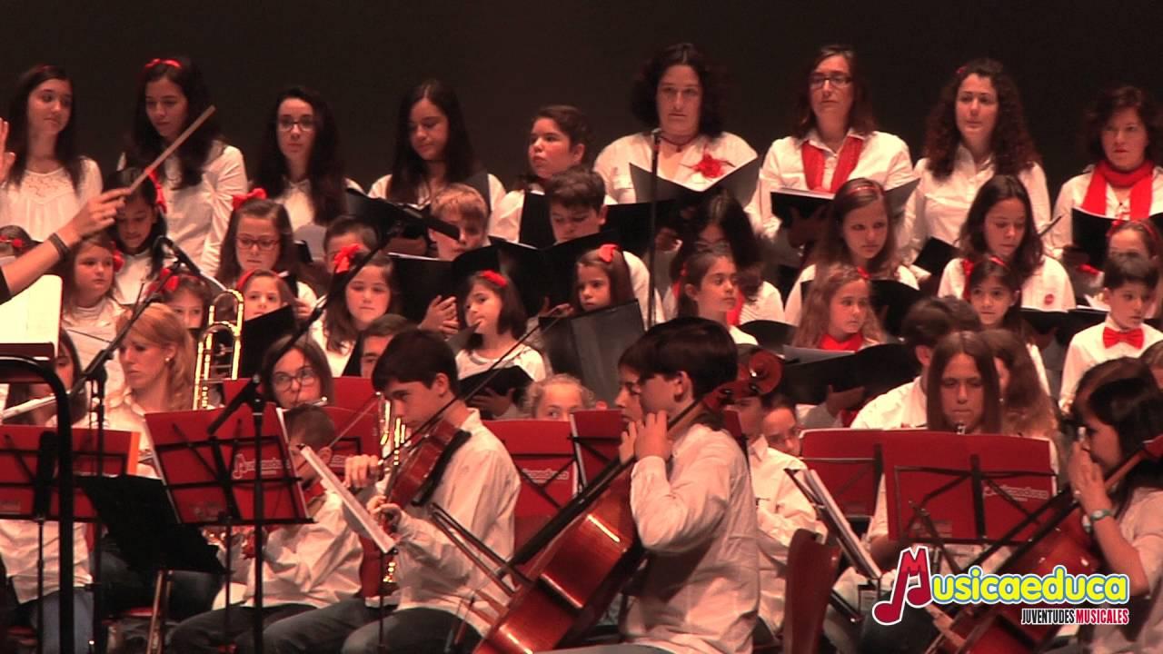 """""""El Mundo es Música"""" - 2º movimiento- Juan Antonio Simarro"""