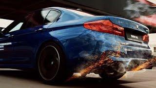 Тест Драйв BMW M5 F90 в Сочи! Мы победили всех.