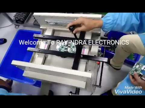 Manual PCB Lead Cutting Machine