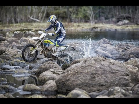 Husqvarna 2016 Enduro - Built to go as far as you dare to take it!