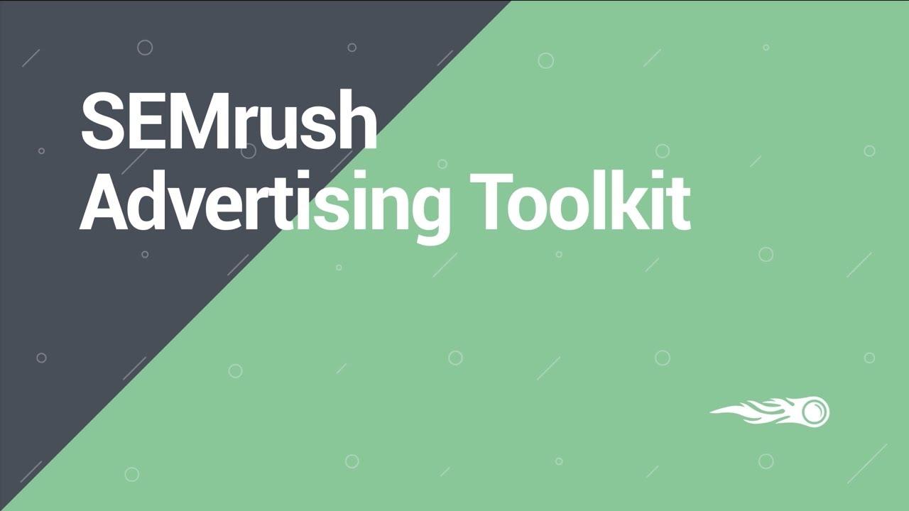 Semrush Toolkits image 2