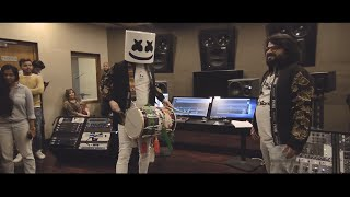 Biba | Pritam x Marshmello (Behind the Scene)