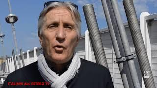 Gianni Serra. Primo in NEXT STOP ARTIST ! - ITALIANI ALL'ESTERO TV