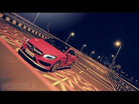 2014 Mercedes-Benz CLA 45 AMG - Road Test Review