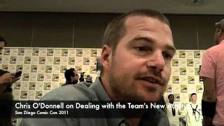 Chris O'Donnell Talks NCIS: LOS ANGELES