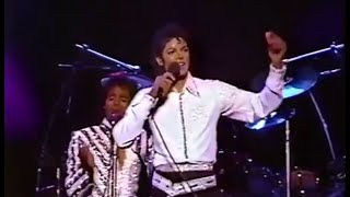 The Jacksons - Human Nature Live In Toronto 1984
